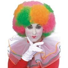 A White Clown in my hair